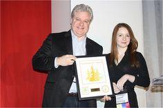 Evergreen Award Winner Linwood Barclay.