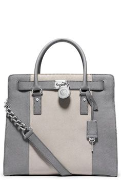 Michael Kors is all over the grey trend for the fall!