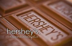 Although inexpensive chocolate, its my favorite! I ♡Hershey's! Death By Chocolate, I Love Chocolate, Hershey Chocolate, Chocolate Pictures, Chocolate Heaven, Chocolate Bars, Chocolate Desserts, Chocolate Brown, Just Girly Things