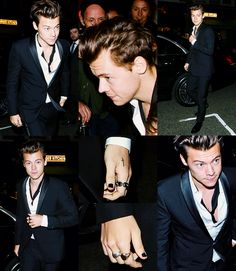 Harry Styles @ Another Man magazine launch party Oct 6,2016 London England