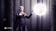 Photoshop Tutorial Photo Manipulation - Fantasy Photo Effects. ▶ Tutorial: https://youtu.be/ZCxBBLtlUo4