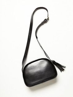 I love a structured crossbody to complete any outfit