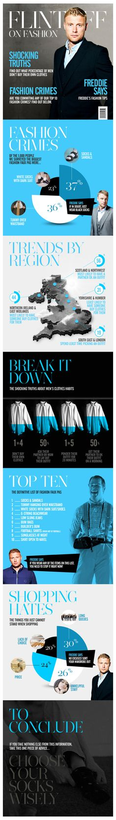 Freddie Flintoff's Fashion Faux Pas