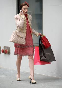 El estilo de Leighton Meester como Blair Waldorf en la serie Gossip Girl es uno de los más fashion que conocemos. Mira sus mejores looks en la serie.