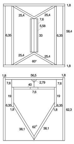 midrange box dimensions speakers design pinterest example designs and box design. Black Bedroom Furniture Sets. Home Design Ideas