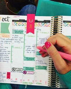 At the dentist while the kids get their teeth cleaned and #catchingup in my planner. #planningonthego #erincondrenlifeplanner #plannergirl