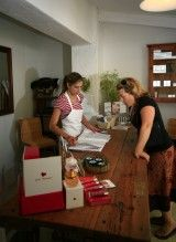 Caroline's Health and Beauty Spa, nestled in a corner of Noordhoek Farm Village under a large Oak Tree, Invites you to relax in their tranquil environment as the smell of freshly baked bread wafts over from the infamous Foodbarn Bakery and Deli next door!.