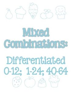 These differentiated sample will help your students subtract numbers using a number line. Answer sheets are included for simple assessment or checking. I hope these will be helpful! You can find the full product here: http://www.teacherspayteachers.com/Product/Subtraction-on-a-Number-Line-differentiated