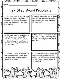 Multiplication problems for graders 2 step word problems free math for grade multiplication worksheet for . Word Problems 3rd Grade, Math Story Problems, Second Grade Math, Multiplication Problems, Grade 3, 2nd Grade Worksheets, Free Worksheets, Math Problem Solving, Solving Equations