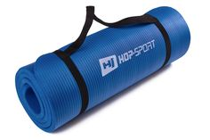 Mata fitness HS-4264 1,5 CM niebieska | Cena producenta - Sklep Hop-Sport.pl