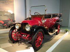 1912 Cadillac Model 30 Torpedo
