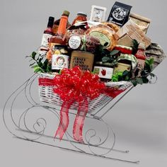 Sickles Market - New Jersey Holiday Gift Basket, $250.00 (http://shop.sicklesmarket.com/products/new-jersey-holiday-gift-basket/)