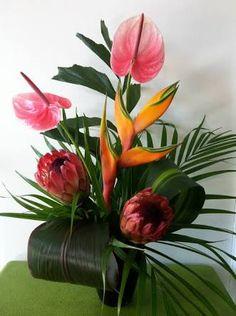 Resultado de imagem para winter dog flower arrangement