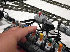 Modifying Power Functions to allow more options - LEGO Train Tech ...