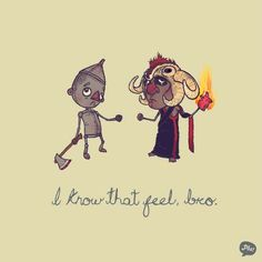 Character Connection Cartoons - 'I Know That Feel Bro' Creates Bonds Between Pop Culture Figures (GALLERY)