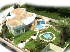 Luxury Villa Project for sale in Alanya Kargicak -  PURE LUXURY  ELEGANCE  EXCLUSIVE LIFE  HERE YOU CAN HAVE IT ALL
