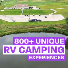 Check out these 800+ amazing places you can camp in your RV with a Harvest Hosts membership: