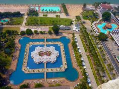 Ambassador City Jomtien, Pattaya, Thailand