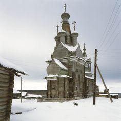 Abandoned Church, Russia