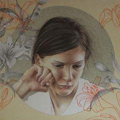 Cristina Iotti - Sassuolo Colored pencils