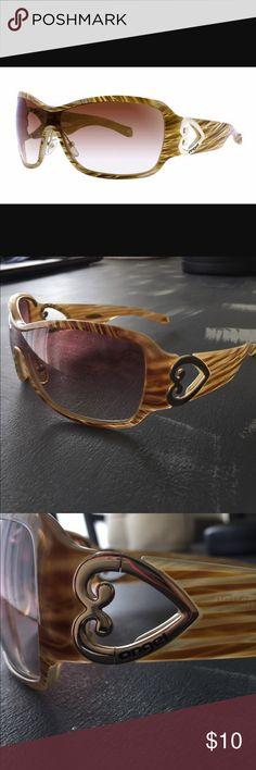 Angel imagination sunglasses Lenses are a bit scratched. Accessories Sunglasses
