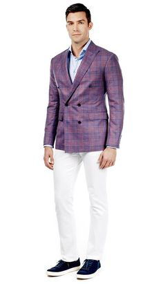 Ariston Berry Double Breasted Jacket  #menswear #mensfashion #graysuit #mensstyle #glennplaid #wedding #weddingsuit #groom #groomssuit #groomsmen #groomsman #weddingstyle #suitandtie #bluesuit #plaidsuit #strippedsuit #pinstripes #tux #tuxedo #weddingtuxedo #blacktux #plaid #plaidjacket