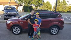 JOSH AND JENNY's new 2016 Ford Escape! Congratulations and best wishes from Kunes Country Ford Lincoln of Delavan and TOMMY GUARNIERI.
