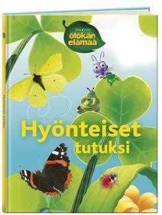 Ötökän elämää, Hyönteiset tutuksi -kirjassa esitellään    Suomen yleisimmät hyönteiset. Asiantarkastus biologi Juha Valste.        45 sivua