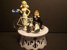 NO bike tour time to wed PLANET X Bride and Groom by mikeg1968