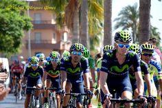 PASO DE LA VUELTA CICLISTA A ESPAÑA 2015 POR LOS PALACIOS #LaVueltaxESPN #Sevilla #VueltaCiclistaLosPalacios #fotos