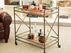 The Best Bar Carts for Entertaining | Tasting Table