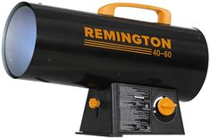 Remington REM-60V-GFA-O Variable BTU for Heating up to 1500 Square feet, 60,000, Black Tub And Shower Faucets, Shower Tub, Best Space Heater, Magnum Force, Kerosene Heater, Forced Air Heating, Delta Faucets, Variables, Glass Containers