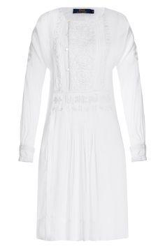Ralph Lauren Polo - Embroidered Dress
