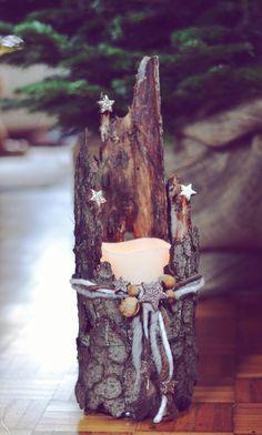 Handmade Christmas Crafts, Christmas Love, Candle Sconces, Candle Holders, Wall Lights, Candles, Winter, Wedding, Christmas Decor