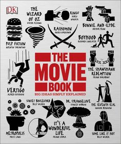 *[PDF] BOOKS The Movie Book: Big Ideas Simply Explained *(Best Books) pdf books for kids books 2020 books books online price books books 2020 books of 2020 books 2020 books to read 2020 Pulp Fiction, Satire, Dr Strangelove, Unforgettable Quotes, Victor Fleming, The Shawshank Redemption, Douglas Adams, Literature Books, Book Lists