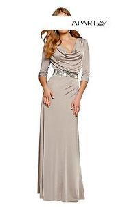 Abend Jerseykleid von APART, Länge: 150cm, Gr. 34,36,38, A1203 | eBay