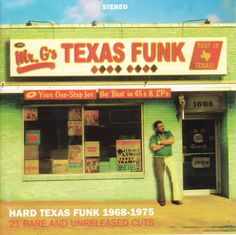 Various – Texas Funk: Black Gold From The Lone Star State 1968-1975 Soul Boogie Music Album Compilation Label: Now-Again Records – NA5019-2 Format: CD, Compilation Country: US Released: 09 Aug 2005 Genre: Funk / Soul Style: Funk, Soul, Funk Tracklist 1 –Latin Breed I Turn You On 2 –Tickled Pink Reach Out (And Give Me Your Hand) 3 –Sunny & The Sunliners Get Down 4 –The Majestics Funky Chick 5 –Little Jr. #60s #70s #Boogie #Funk #R&B #seventies #sixties #Soul #USA