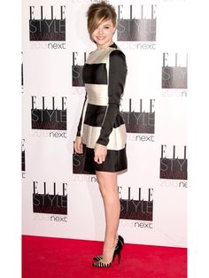 Black and White Fashion Trend 2013 - Celebrities Wearing Black and White - Real Beauty