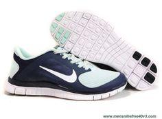 reputable site dff64 adf32 Cheap Nike Air Max, Nike Free Run Online Shop Womens Nike Free Blackened  Blue White Fiberglass Shoes  Nike Free 2014 -