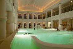 indoor pool on Tumblr