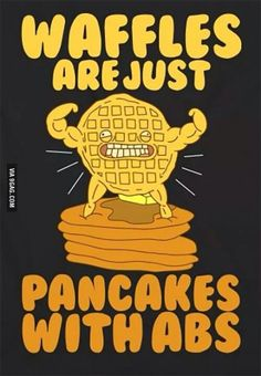 Work it Waffles!
