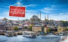 Kabımıza sığmıyoruz. İstanbul şubemiz açılıyor. 😮😍👍 #RikaSoft