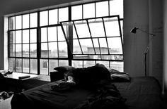 big window; nicolas siston.