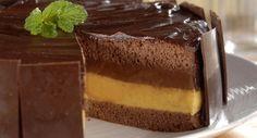 Receita combina o doce do chocolate e o azedinho do maracujá / Crédito: Divulgação