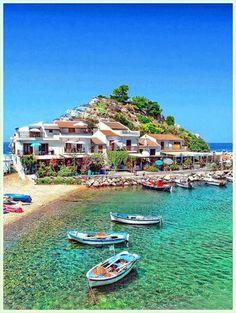 Samos, Greece,,, I want to go here!