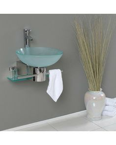 corner bathroom sinks creating space saving modern bathroom design. Black Bedroom Furniture Sets. Home Design Ideas