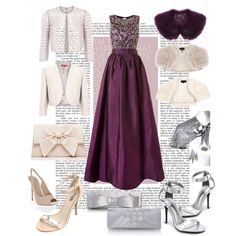 """LEBES fan asks for stylist advice:  My sister's wedding is in two months and I want a modest look for approx $500.  Problem areas - Lower tummy and hips Skin tone - Light tan Height - Approx 5'5""""  Deduction - will be standing and running around all day so needs to be functional and comfortable.  Total cost depending on outfit chosen - $415 - $515  For detailed price list - http://www.polyvore.com/cgi/set?id=113739939"""