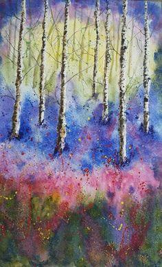 Inspired by Jane Betteridge of SAA painted Jean Kerrigan