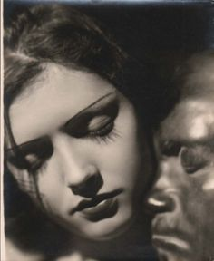Alban Woman and mask,- 1930 Repinned by www.fashion.net