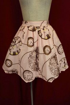 Time to get a skirt like this (ha ha... :P)